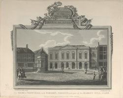 Shire and Town Hall, Cambridge